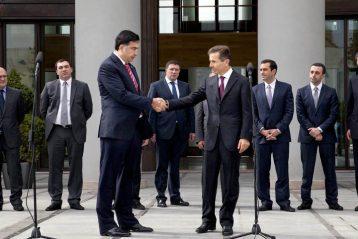 Gürcüstan Prezidenti Qeorqi Marqvelaşvili Saakaşvilini Bağışlamayacaq