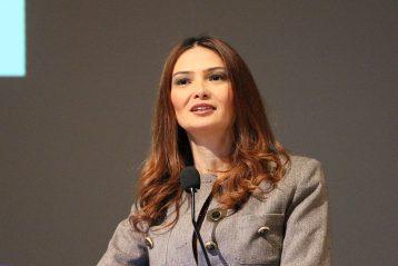 Azərbaycan Millət Vəkili Qənirə Paşayeva