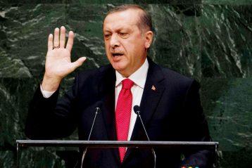 Türkiyə Respublikasının prezidenti Rəcəb Təyyub Ərdoğan