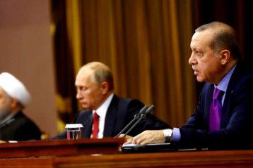 Türkiyə-Rusiya-İran Birliyi - Münaqişələrin Həlli Üçün Yeni İmkan