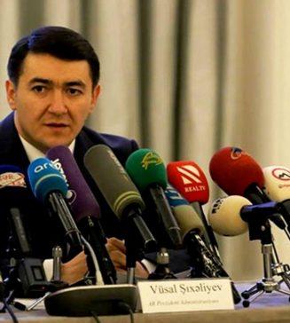 PA nümayəndəsi Vüsal Şıxəliyev